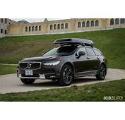2017 Volvo V90 Cross Country T6  DoubleClutchca