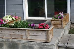 white raised flower planter beds diy projects