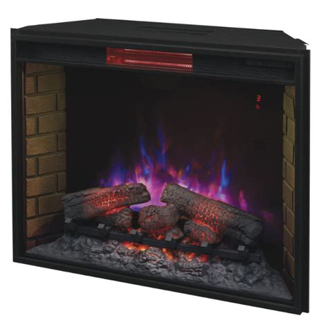 33 classic infrared spectrafire fireplace