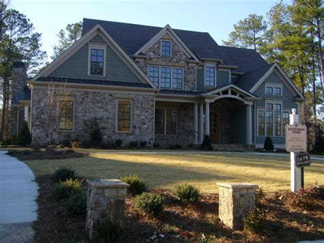 European Style Homes European Style Home In The Park At Farm The Homebuilding Remodel Guide