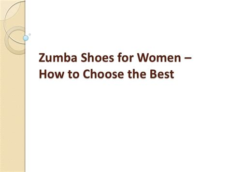 How To Choose Mba by Shoes For How To Choose