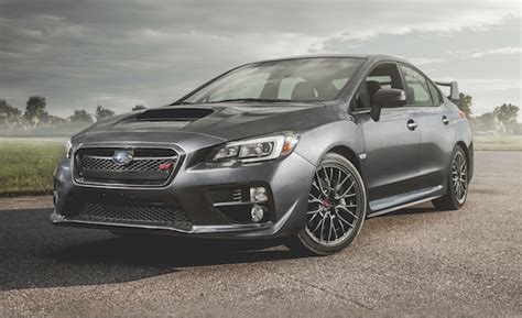 wrx subaru grey 2015 subaru wrx and sti modifications to increase