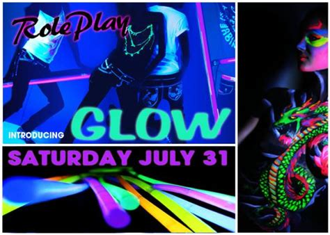 nj swing clubs glow party roleplay swingers club party nj at rollplay
