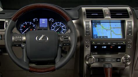 lexus gx 460 interior wallpaper 1920x1080 36865