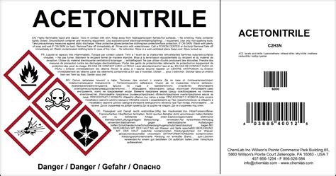 secondary container label template chemical labeling ghs compliance labeling nicelabel