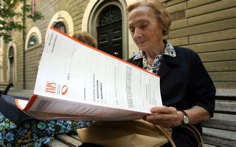 lettere inps ai pensionati l inps ai pensionati quot ridateci indietro la