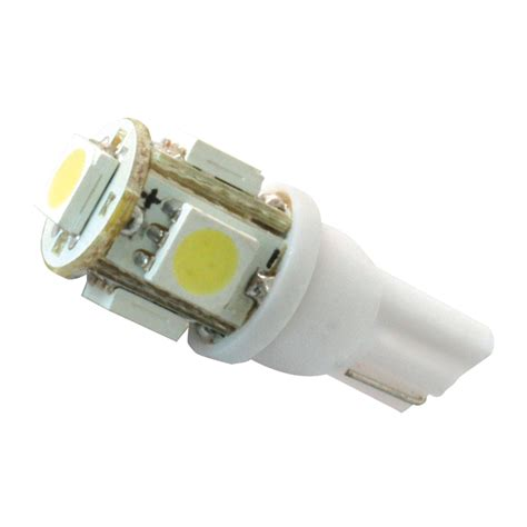 Led Light Bulb Parts 194 168 Tower Style 5 Led Light Bulb Grand General Auto Parts Accessories Manufacturer And
