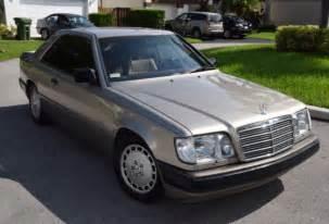 1988 Mercedes 300ce 1988 Mercedes 300ce Base Coupe 2 Door 3 0l Mint