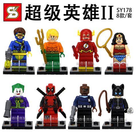 Lego Brick Sy 178 Keychain Nick Fury Minifigure Baru Lego Bricks 71008 lego minifiguren serie 13 lego city aanbieding kopen lage prijs