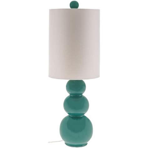 Hobby Lobby Chandelier Shades turquoise glass l with white shade hobby lobby 311829