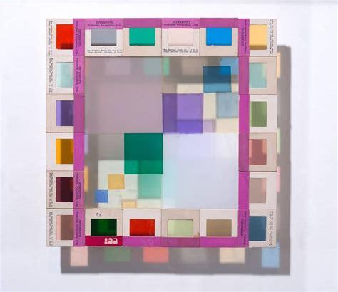 zerbini design luiz zerbini diagonal slides gelatina colorida e