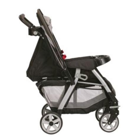 graco urbanlite click connect stroller