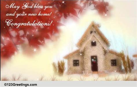 blessings   home   home ecards greeting