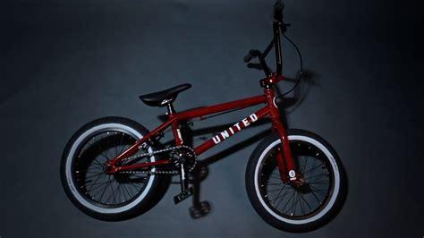 Bmx United 16 Inc 2015 united supreme 16 quot bmx bike on vimeo