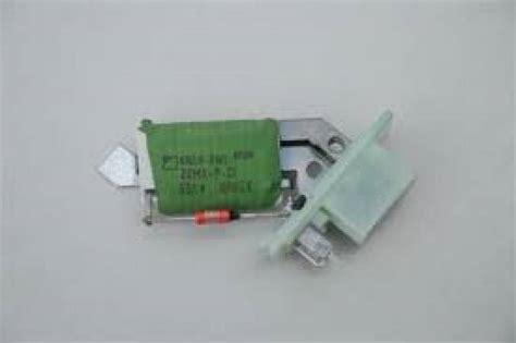 blower motor resistor astra resistor blower motor opel astra f fsrs partswebshop