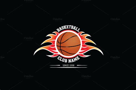 Sports Logos 31 Free Psd Vector Eps Ai Formats Download Free Premium Templates Basketball Team Logo Template