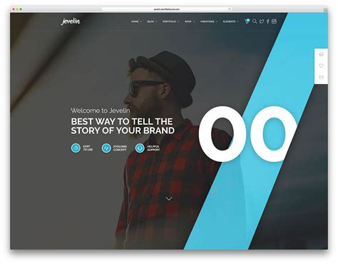 creative agency template 30 modern creative themes 2017 colorlib