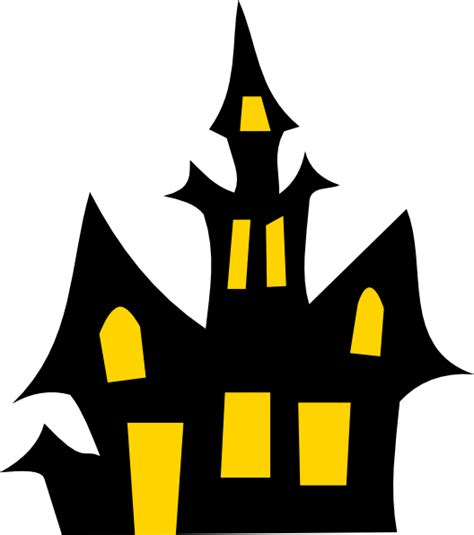 haunted house clipart haunted house clip art at clker com vector clip art online royalty free public domain