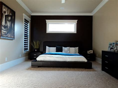black accent wall 12 accent wall ideas to pop up in the bedroom https