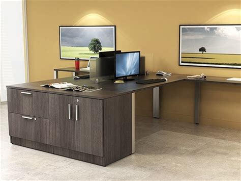 2 person workstation desk the office leader peblo 2 person shared l shape office