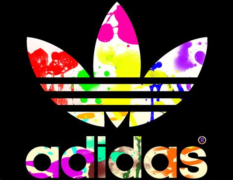Complementary Colors Pink by History Of All Logos All Adidas Logos