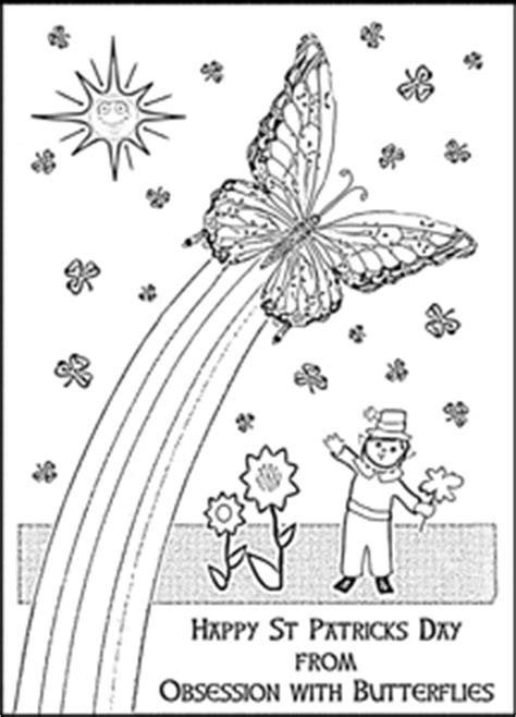 butterfly rainbow coloring page butterfly coloring pages download free butterflies to