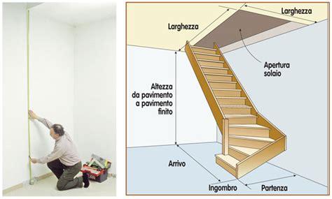 misure scala interna scala in legno fai da te bricoportale fai da te e bricolage