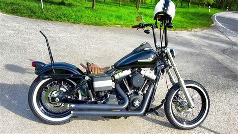 Harley Street Bob Tieferlegung by Fxdb C Street Bob Heck Tieferlegung S 1 Milwaukee V