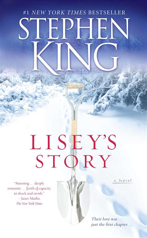 steve s story the of a orphan books lisey s story book by stephen king official publisher