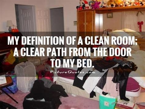 definition of a clean room a clear path from the door