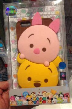 Piglet Pooh Tsum Tsum For Iphone 55s details about authentic disney tsum tsum iphone 6 iphone 6 plus 5 types