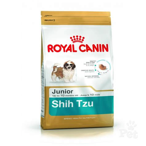 shih tzu puppy diet royal canin junior shih tzu puppy food