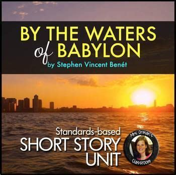 by the waters of babylon activities analysis at mainkeys 31 best symbolism images on pinterest high school