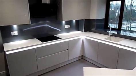 light grey kitchens handleless light grey kitchen newton mearns glasgow