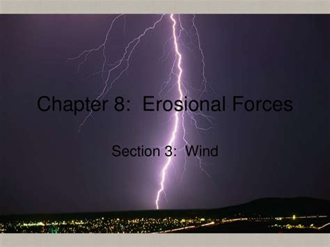 chapter 8 section 3 chapter 8 section 3 wind