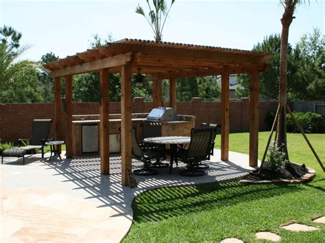 Shade Only Shade Arbors / Pergolas Design 73 ? Custom Outdoors