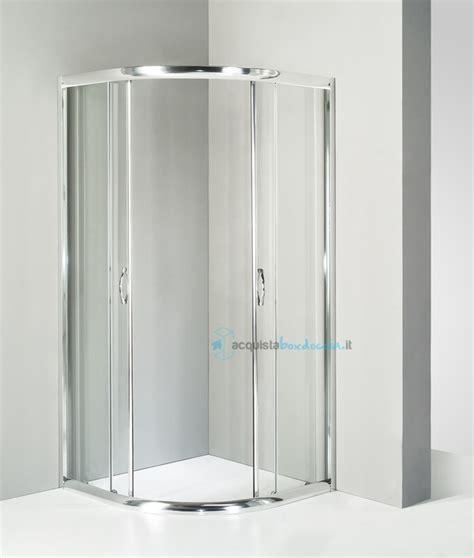 box doccia 90 x 90 box doccia semicircolare 90x90 cm trasparente