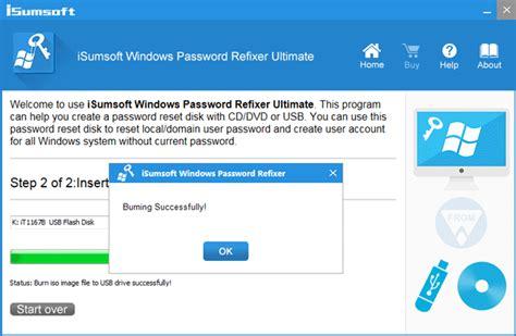 Unlock Asus Laptop Windows 10 forgot or lost windows 10 password on asus zenbook laptop isumsoft