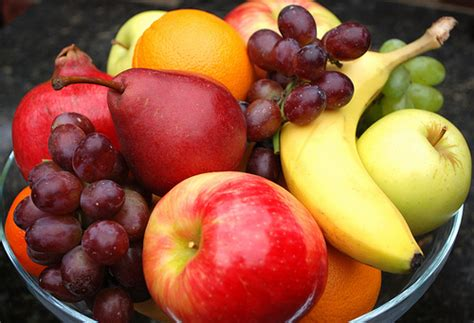Bowl Of Fruits by Lifestyle Changes Mindful Movements
