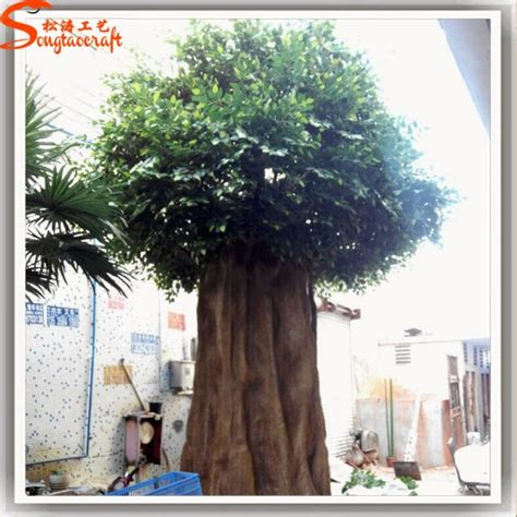 life size cheap artificial big trees landscape plastic large outdoor artificial trees branches landscaping make