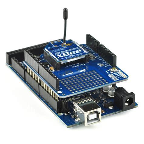 code zigbee arduino xbee shield v2 for arduino