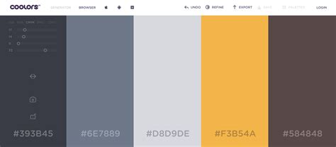 hex color palette 14 useful tools for creating color palettes apiumtech