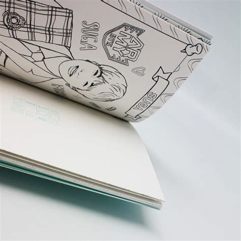 coloring book album zip bts army zip coloring book