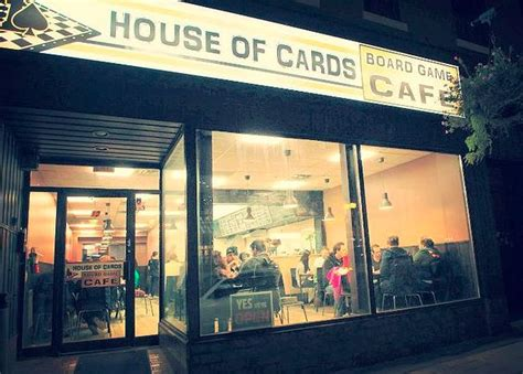house of cards game adventure and thrills