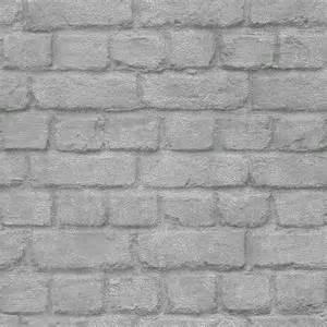 DECOR TEXTURED WALLPAPER BRICK EFFECT LUXURY STONE FEATURE WALL   eBay