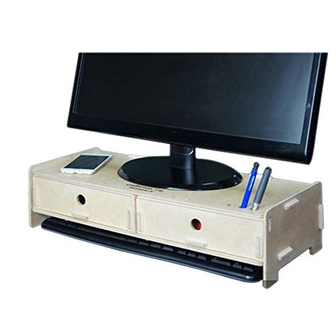 top 5 best monitor stand with drawer for sale 2016