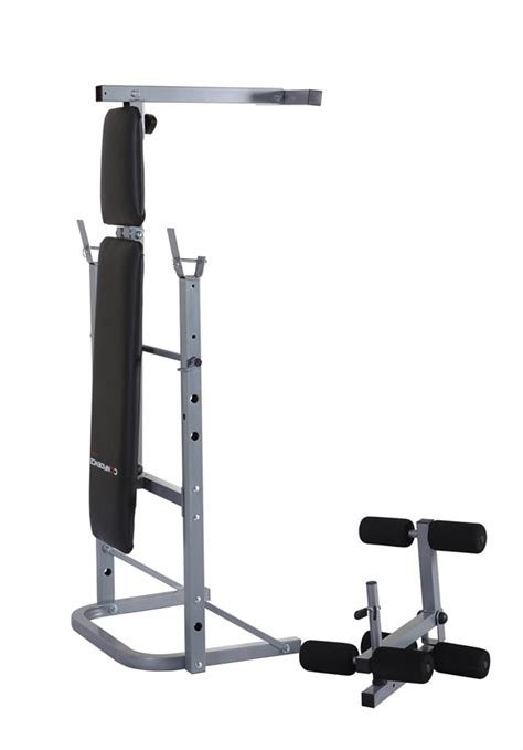 bench with leg extension confidence fitness home multi gym dumbbell weight bench