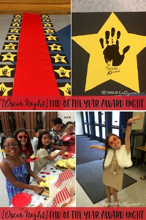 themes for kindergarten graduation day end of the year awards night iteach third pinterest