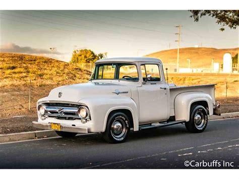 1956 Ford F100 by 1956 Ford F100 For Sale Classiccars Cc 1040917