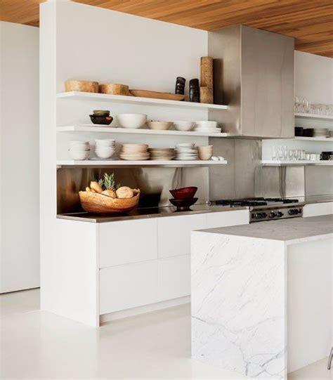 2014 kitchen trends open shelving glass front cabinets attractive backsplash shelves for kitchen decozilla